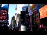 Реклама на Тайм-сквер, Нью-Йорк.